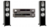 Arcam HDA SA20 + CDS50 + Monitor Audio Silver 500