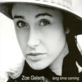 CD Zoe Galant - Long Time Coming