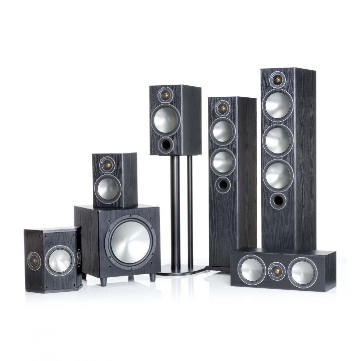 Monitor Audio Bronze 6 set 5.1