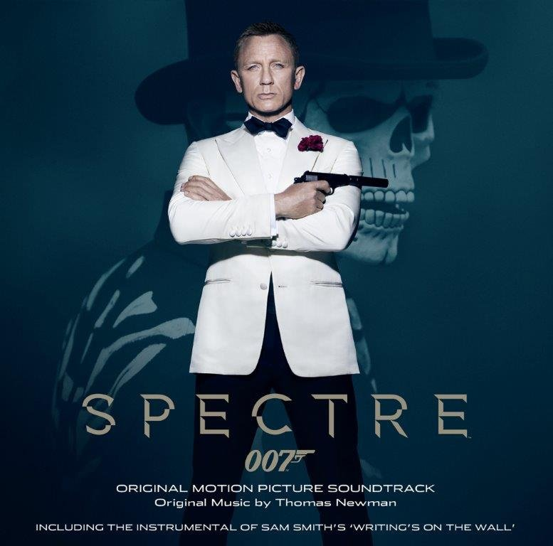 Spectre 007 Music by Thomas Newman 2LP 180 G