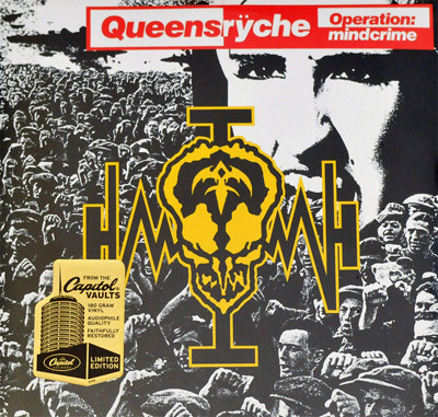 QUEENSRYCHE - OPERATION:MINDCRIME LP 180 G