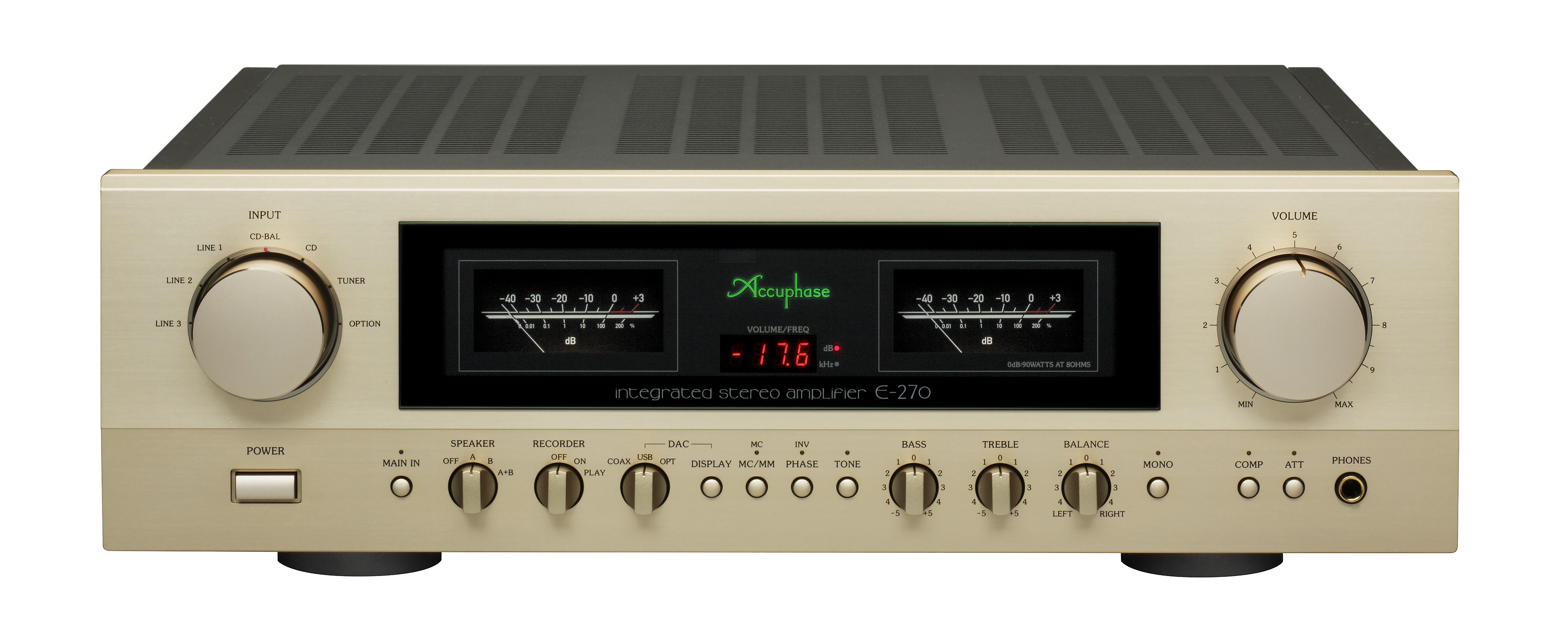 Accuphase E-270 Phono AD-50