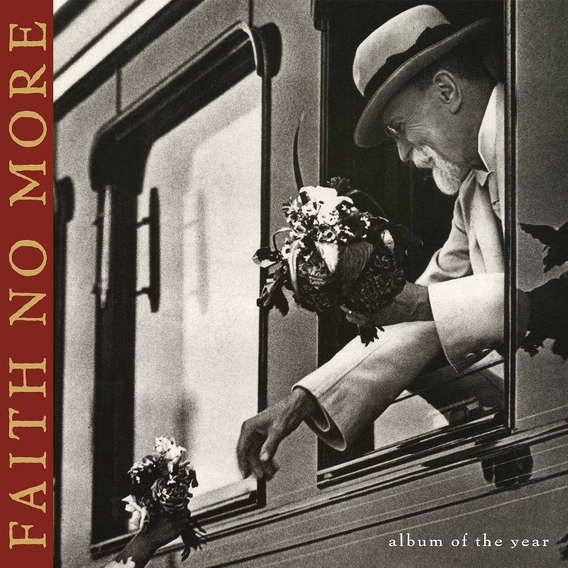 FAITH NO MORE - ALBUM OF THE YEAR 2LP 180 G