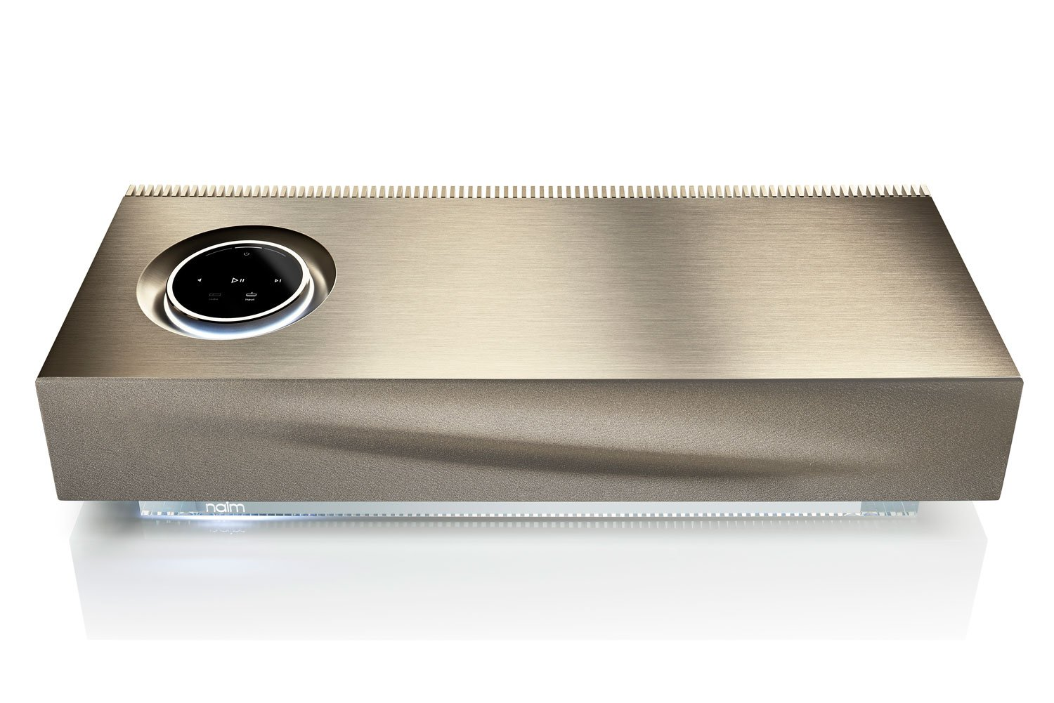 Naim Mu-so Special Edition - Champagne Finish