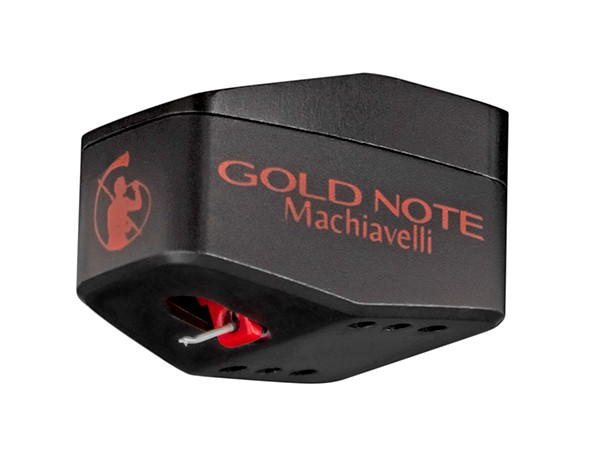 Gold Note - Machiavelli Red