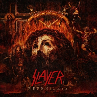 Blu-ray + CD Slayer - Repentless digipack