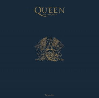 QUEEN - GREATEST HITS II 2LP 180 G