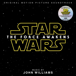 STAR WARS: THE FORCE AWAKENS 2LP 180 G