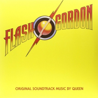 QUEEN - FLASH GORDON LP 180 G
