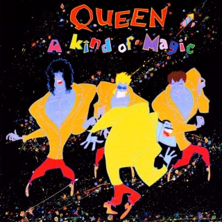 QUEEN - A KIND OF MAGIC LP 180 G