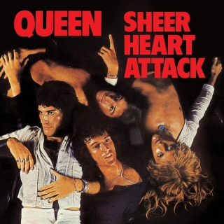 QUEEN - SHEER HEART ATTACK LP 180 G