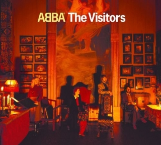 ABBA - THE VISITORS LP 180 G