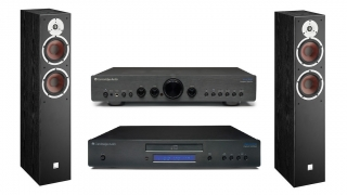 Cambridge Audio Azur 350A + CD10 + Dali Spektor 6