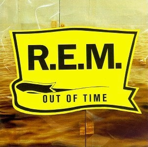 R.E.M. - OUT OF TIME LP 180 G