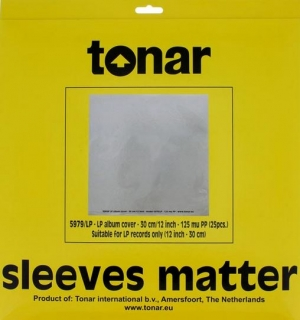 "Tonar LP-12"" ALBUM COVER"