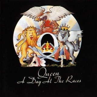 QUEEN - A DAY AT THE RACES LP 180 G