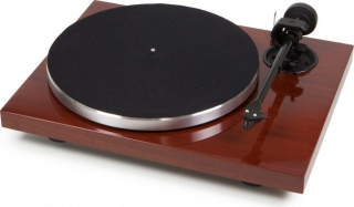 Pro-Ject 1Xpression Carbon Classic + Gold Note - Vasari Red