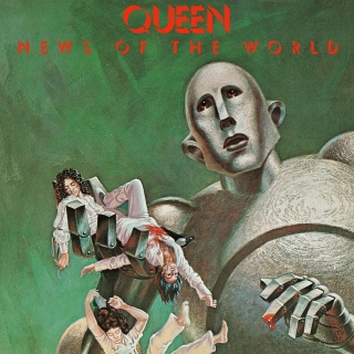 QUEEN - NEWS OF THE WORLD LP 180 G