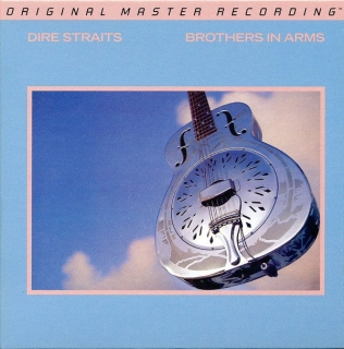 DIRE STRAITS - BROTHERS IN ARMS SACD