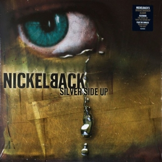 NICKELBACK - SILVER SIDE UP LP