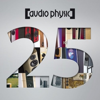 VARIOUS - 25 AUDIO PHYSICS CD