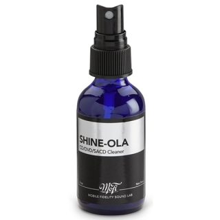 MOBILE FIDELITY SHINE OLA CD CLEANER