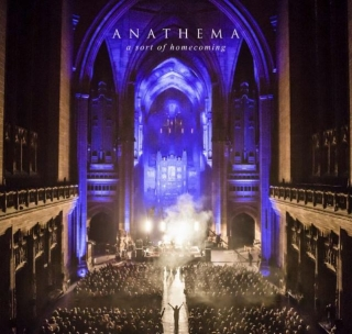 ANATHEMA - A SORT OF HOMECOMING 180 G 3LP