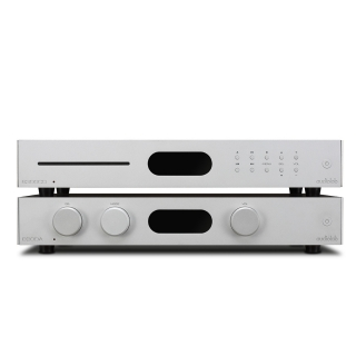 Audiolab 8300 A + 8300 CD
