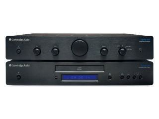 Cambridge Audio Topaz AM5 + CD5