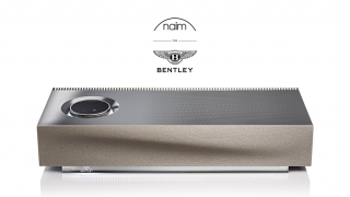 Naim Mu-so for Bentley Limited Edition