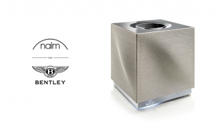 Naim Mu-so Qb for Bentley Limited Edition